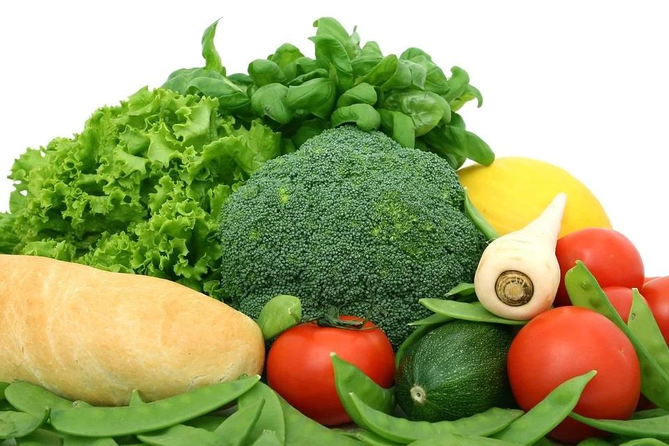 Zelenina je pro hubnutí ideální