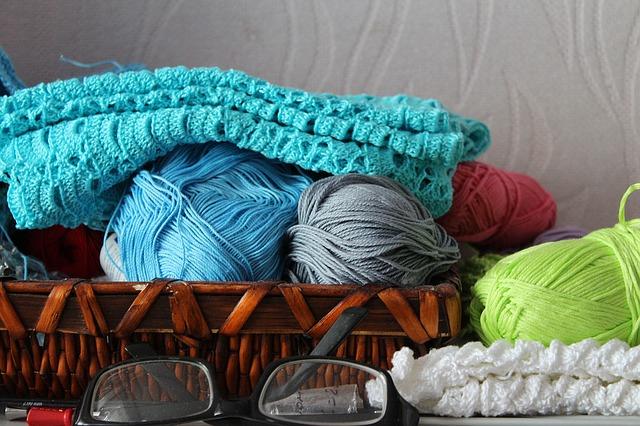 domácí pletená móda